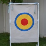 DIY Target For Baseball and Football