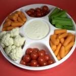 Mom Tip: Veggie Tray