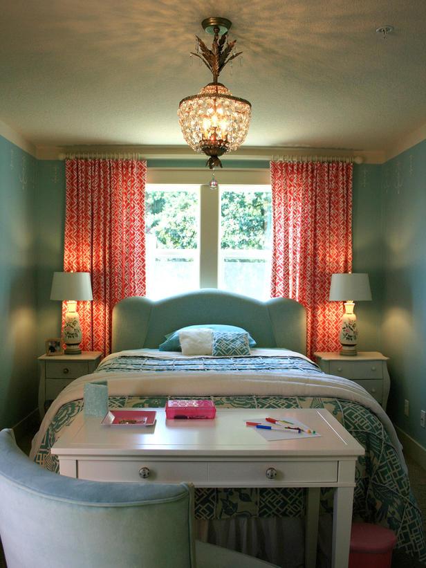 girly from tween to teen bedroom ideas