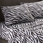 WIN – Twin XL Animal Print Sheets