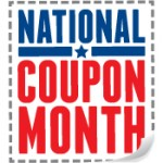 September is National Coupon Month- Three Steps to Money-Saving Success