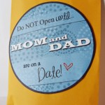 FREE Date Night Games For Kids