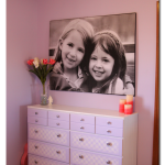 DIY Giant Over Sized Pictures
