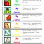 Free Journal Jar Prompts For Kids