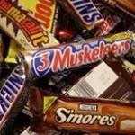 Candy Bar Memory  Game