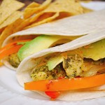 Freezer Cooking For The Holidays – Cilantro Lime Chicken Tacos