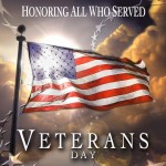 Veterans Day Savings and Activities