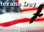 Veteran Day Restaurant Coupons and Deals