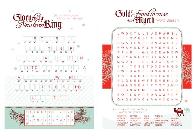 Number Names Worksheets free printable kids activity sheets : FREE Printable Christmas Activity Sheets - 24/7 Moms