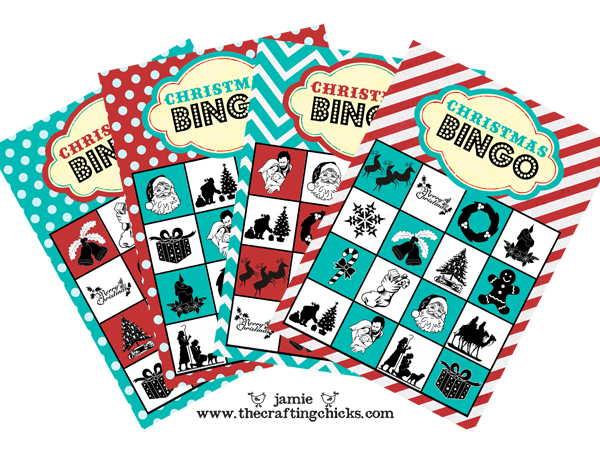 photograph about Free Christmas Bingo Cards Printable named Xmas Bingo Playing cards Cost-free Printable - 24/7 Mothers