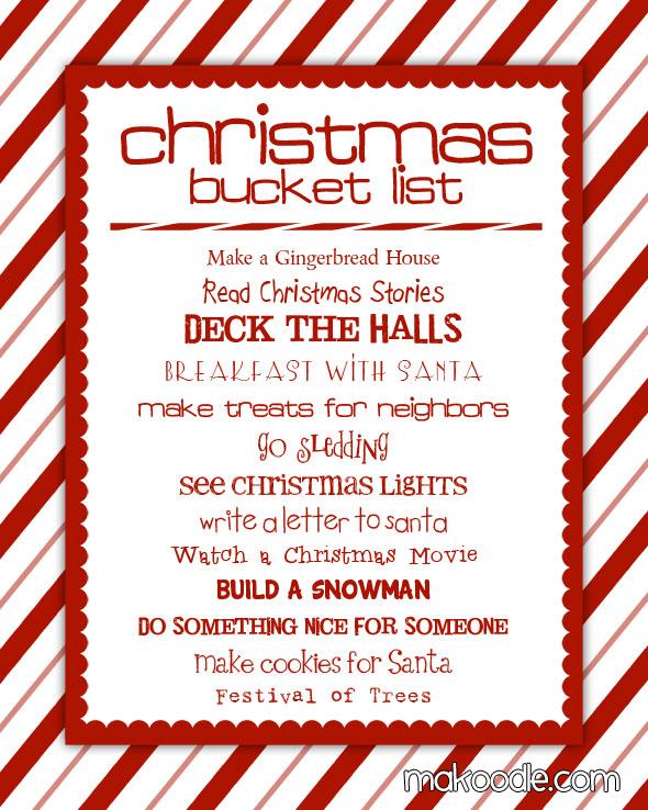 create a christmas bucket list free printable 24 7 moms
