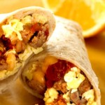 Freezer Cooking For The Holidays- Breakfast Burritos