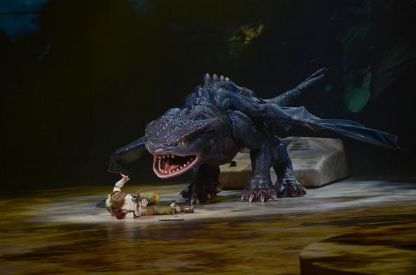 Живой дракон как сделать