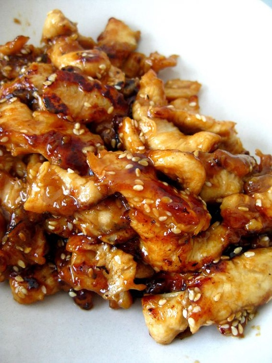 Recipe: Crock Pot Chicken Teriyaki | Paperback Daydreamer
