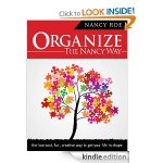 Free Organize The Nancy Way   [Kindle Edition]