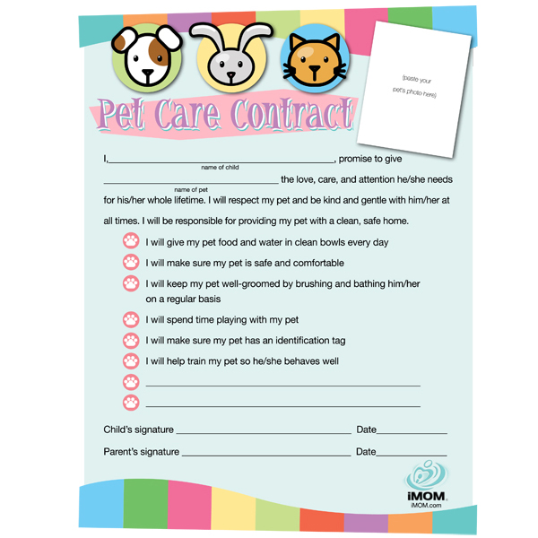 puppy application form template or sample als on puppy contract ...