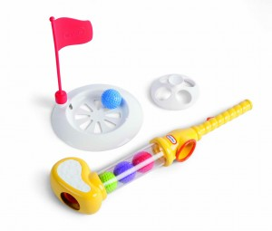Little Tikes Clearly Golf Image
