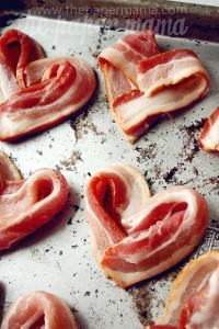 heart bacon
