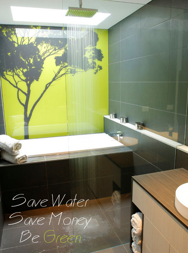 Save Water Save Money Go Green In The Bathroom 24 7 Moms