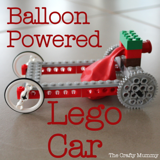Car Craft Ballon