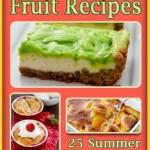 Free Fresh, Fruity, and Fabulous Fruit Recipe eBook