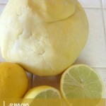 DIY Lemon Playdough