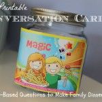 Create Meal Time Magic With Free Printables