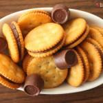 The 3 Minute Rolo Stuffed Ritz Cracker Sweet