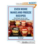 FREE Even More Make and Freeze Recipes  [Kindle Edition]