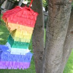 Day 20- How to make a Pinata {100 Days of Summer Fun}
