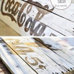 How to Make a DIY Rustic Pallet Sign