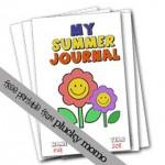 Free Summer Journal Printable