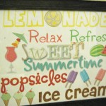 Free Summer Subway Art