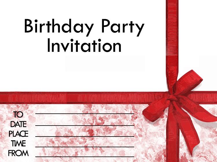 Enjoy Free Printable Invitations 247 Moms
