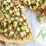 Day 73 – Taffy Apple Pizza {100 Days of Summer Fun }