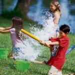 Day 68 –  Water Balloon Fun {100 Days of Summer Fun}