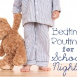Back to School Routines for Kids & Mom