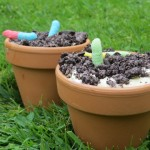 Day 82 – Edible Dirt Pudding  {100 Days of Summer Fun}