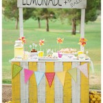 Day 64 Lemonade Stand Fun and Free Printables  {100 Days of Summer Fun}