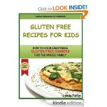 FREE Gluten Free Recipes For Kids Book {Kindle}