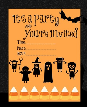 free halloween invitation templates - free halloween party invitation printable 24 7 moms