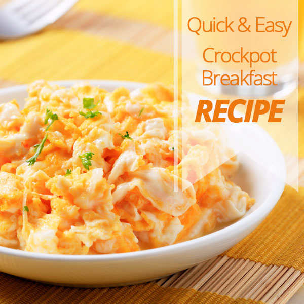 6 Crock Pot Breakfast Recipes Kids Will Eat