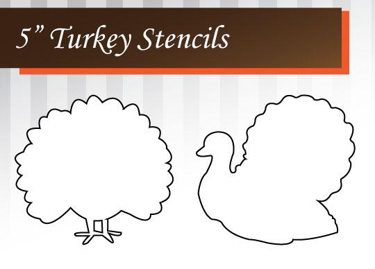 Wild image pertaining to turkey stencil printable