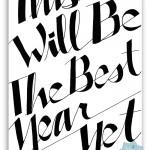 Free Best Year Printable