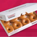 Krispy Kreme: Buy 1 Dozen Doughnuts Get 1 FREE Coupon (12/12)
