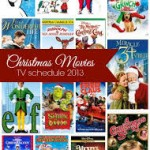 TV Listing of 2013 Christmas Shows