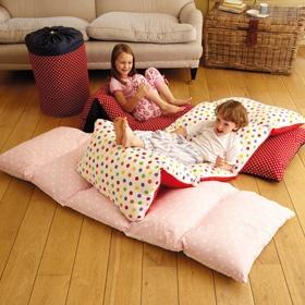 diy pillow bed - 24/7 moms Diy Pillow Bed
