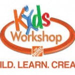 Free Homedepot kid workshops