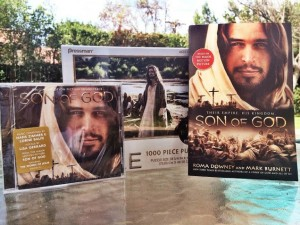 SON OF GOD - Prize Pack