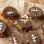 7 Football Shaped Snacks for the Super Bowl
